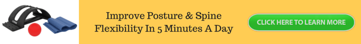 Improve Posture & Spine Flexibility In 5 Minutes A Day