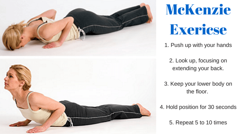 extension exercises to improve posture