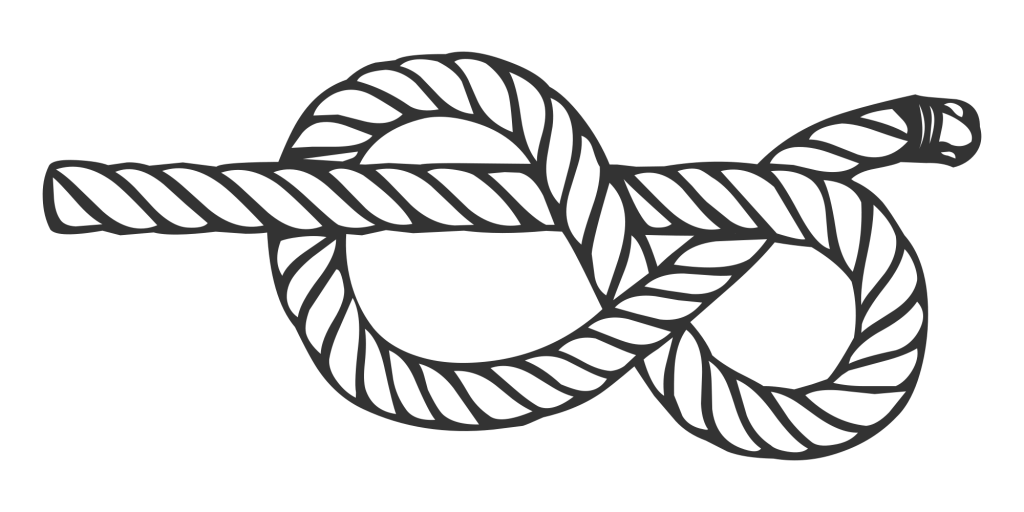 knotted rope image