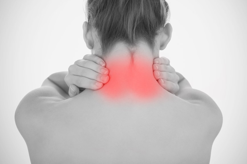 neck pain from trigger points