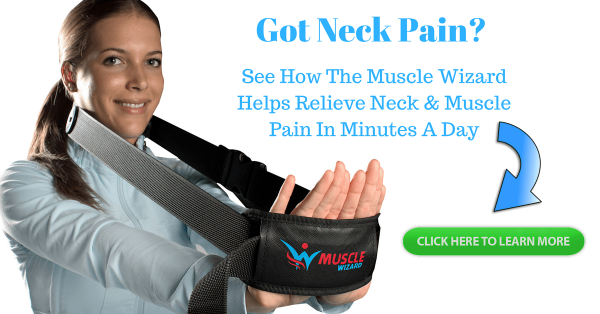 muscle wizard for neck trigger points