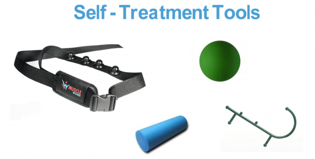 self trigger point tools