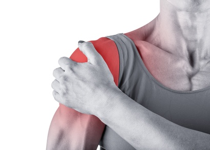 pain in shoulder from myofascial trigger points